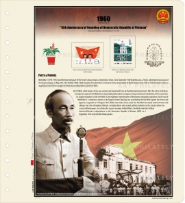 China 1960 - Founding of Democratic Republic of Vietnam