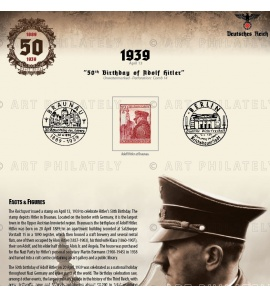 50th birthday of Adolf Hitler2