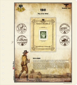 DR 1941 - Day of the Stamp