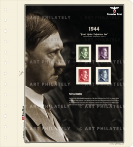 DR 1944 - Adolf Hitler Definitive