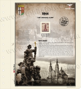 DR 1944 - 1,200th Anniversary of Fulda