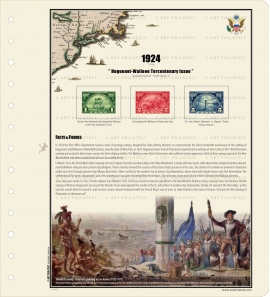 Huguenot-Walloon Tercentenary Issue