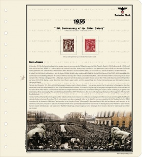 DR 1935 - 12th Anniversary of the Hitler Putsch v.01
