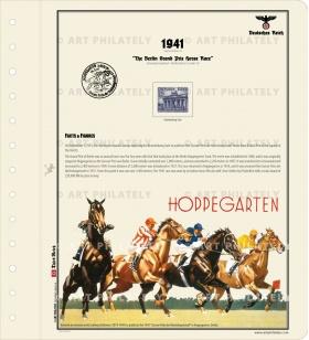 DR 1941 - The Berlin Grand Prix Horse Race