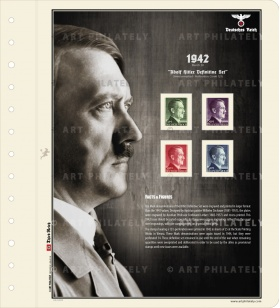 DR 1942 - Adolf Hitler Definitive