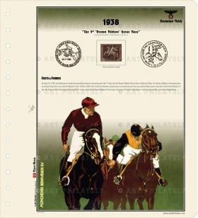 DR 1938 - The 5th 'Brown Ribbon' Horse Race