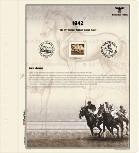 "DR 1942 - ""The 9th 'Brown Ribbon' Horse Race"""